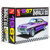 1967 Chevy Impala SS Model Kit